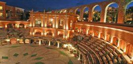 La plaza de toros de México convertida en hotel