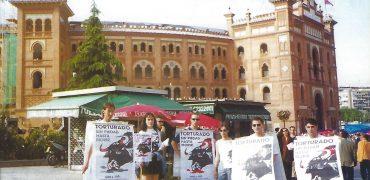 ANDA en el Conversatorio Antitaurino celebrado en Madrid