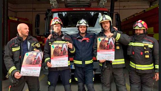 salvar gato bombero