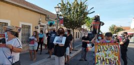 Aranjuez se moviliza para pedir cultura sin tortura