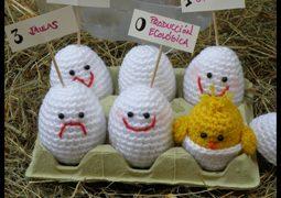 huevos alternativos